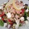 Koktélrákos saláta