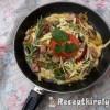 Mediterrán omlett