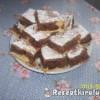 Szilvás körtés süti