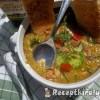 Vodkás uborka gazpacho