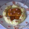 Halrudak krumplipürével