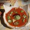 Mexicói paradicsomleves