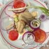 Ruszlis saláta