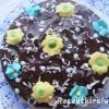 Régimódi csoki torta