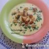 Zellerkrém leves