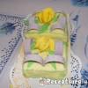Datolyakrémes torta