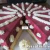 Málnás torta