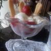 Epres kehely joghurttal mascarpone-val