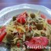 Sonkás ravioli pestóval