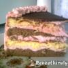 Méteres süti torta formában
