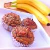Banános mákos muffin