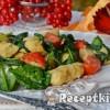 Paleo édesburgonyás gnocchi édesen és sósan