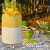 Paleo - Kókuszos panna cotta és mango-lime curd