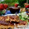 Epres BBQ szósszal grillezett lazac