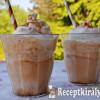 Frappuccino, nyári frissítő jeges kávé - paleo