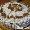 Gesztenyés-diós torta