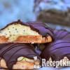 Sarah Bernhardt keksz citromos mákos töltelékkel - paleo