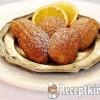 Fűszeres-narancsos madeleine