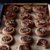 Csokoládés kekszek