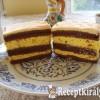 Narancskrémes sütemény