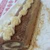 Mogyoró krémes csokis rolád