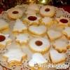 Narancsos töltött keksz