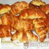 Duplán sajtos túrós kifli