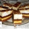 Nescafés krémes sütemény