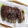 Ragacsos oldalas Kínai ötfűszerrel