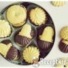 Vaníliás vajas kekszek