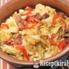 Gazdag krumplis tészta