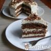 Kávés-mascarponés tiramisu torta