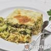Rakott brokkoli Gasztropajti konyhájából