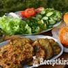 Fűszeres cukkinis pulykaburger - paleo