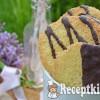 Svéd csokis kókuszos flarn - paleo