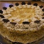 Modern Eszterházy torta 2