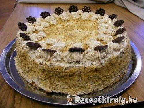 Modern Eszterházy torta 3