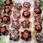 Csokis linzerek 2