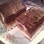 Triplán csokis süti 2