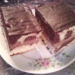Triplán csokis süti 3