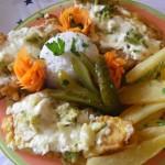 Sajtos brokkolis szelet 2