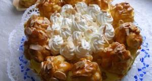 St Honore torta
