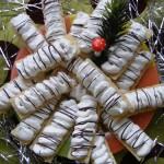 Sütés nélküli kókuszos rúd