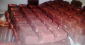 Csoki otthon készítve