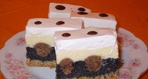Mákos vagy diós süti
