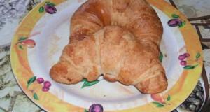 Croissant házilag