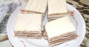 Hatlapos sütemény