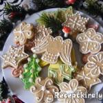 Karácsonyi mézes 3