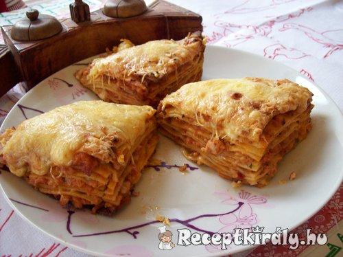 Lasagne palacsinta