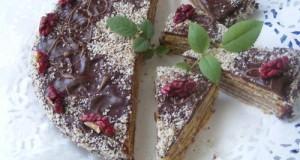 Zserbó torta